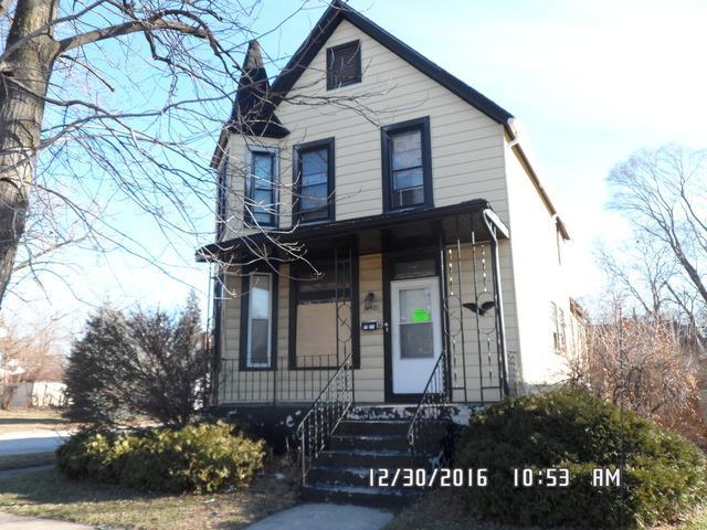 14501 Chicago Road, Dolton, IL 60419 (MLS #10111540) :: The Dena Furlow Team - Keller Williams Realty