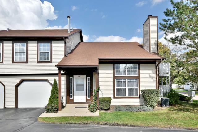 291 Whitewood Drive, Streamwood, IL 60107 (MLS #10111598) :: The Dena Furlow Team - Keller Williams Realty