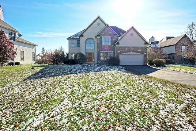 333 Pheasant Hill Drive, North Aurora, IL 60542 (MLS #10111627) :: Fidelity Real Estate Group