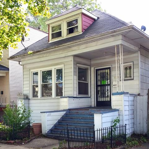 4839 W Bloomingdale Avenue, Chicago, IL 60639 (MLS #10111665) :: The Dena Furlow Team - Keller Williams Realty