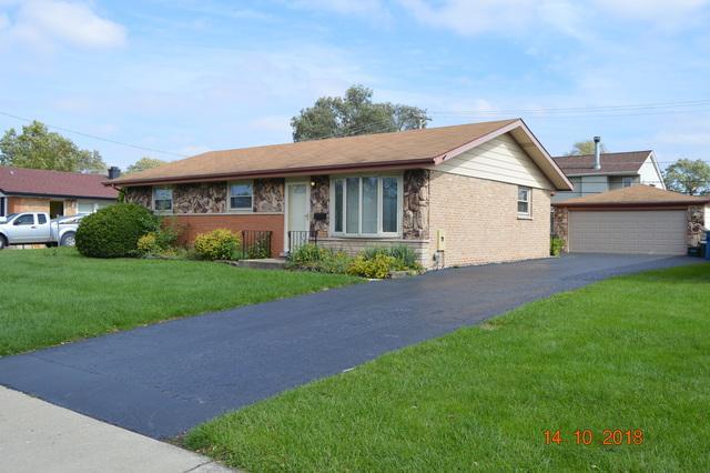 9121 Orchard Lane, Bridgeview, IL 60455 (MLS #10111728) :: The Dena Furlow Team - Keller Williams Realty