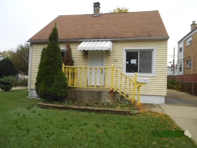 1710 N 35th Avenue, Stone Park, IL 60165 (MLS #10111778) :: The Dena Furlow Team - Keller Williams Realty