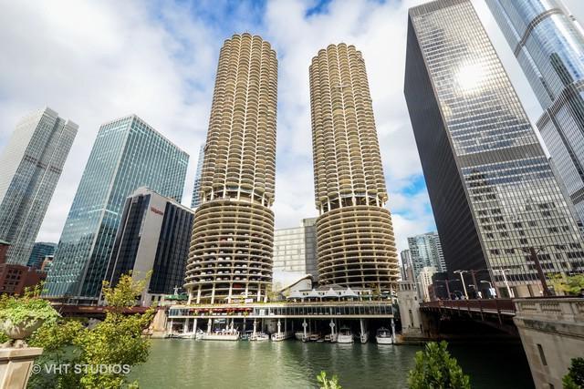 300 N State Street N #2827, Chicago, IL 60654 (MLS #10111787) :: Baz Realty Network | Keller Williams Preferred Realty