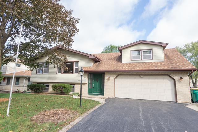 244 Robinson Lane, Westmont, IL 60559 (MLS #10111911) :: Baz Realty Network | Keller Williams Preferred Realty