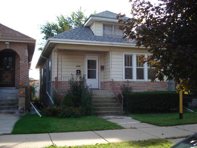 6149 W Melrose Street, Chicago, IL 60634 (MLS #10111986) :: The Dena Furlow Team - Keller Williams Realty