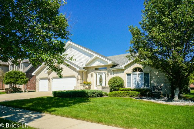 8112 Mallow Drive, Tinley Park, IL 60477 (MLS #10112056) :: Domain Realty