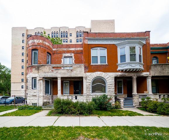 1327 E Hyde Park Boulevard, Chicago, IL 60615 (MLS #10112061) :: The Mattz Mega Group