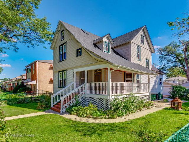 2533 N Mont Clare Avenue, Chicago, IL 60707 (MLS #10112220) :: The Dena Furlow Team - Keller Williams Realty