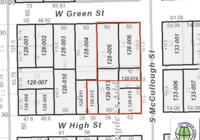 502 W High Street, Urbana, IL 61801 (MLS #10112226) :: Littlefield Group