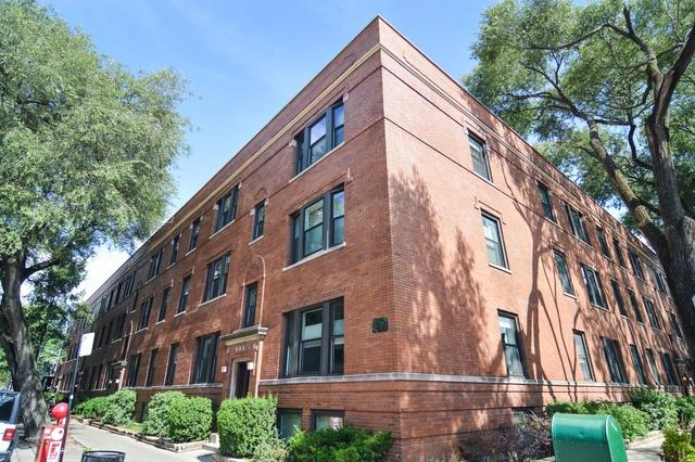 2937 N Sheffield Avenue #1, Chicago, IL 60657 (MLS #10112382) :: Leigh Marcus   @properties