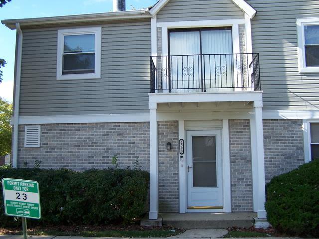 2093 N Ginger Creek Drive 24D, Palatine, IL 60074 (MLS #10112503) :: The Dena Furlow Team - Keller Williams Realty