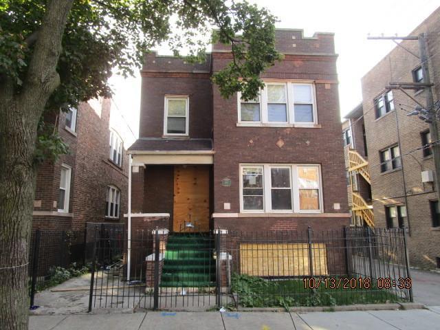1145 S Mason Avenue, Chicago, IL 60644 (MLS #10112509) :: The Dena Furlow Team - Keller Williams Realty