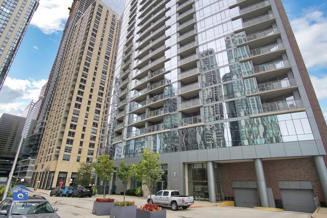 450 E Waterside Drive #2501, Chicago, IL 60601 (MLS #10112555) :: The Mattz Mega Group