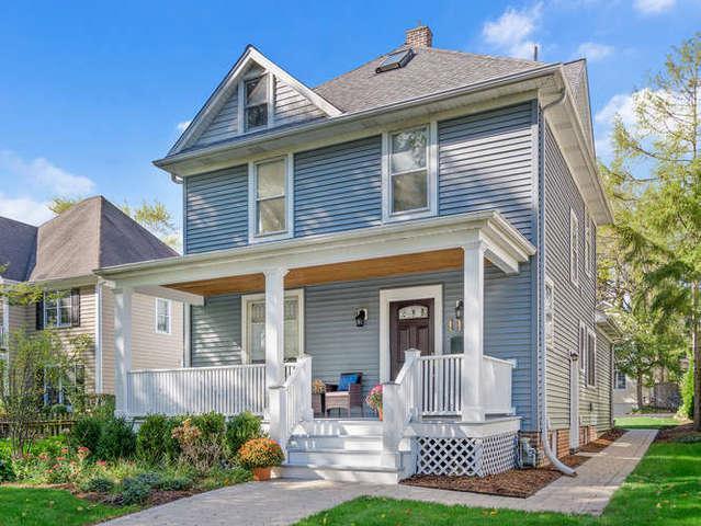 114 S Bruner Street, Hinsdale, IL 60521 (MLS #10112556) :: The Wexler Group at Keller Williams Preferred Realty