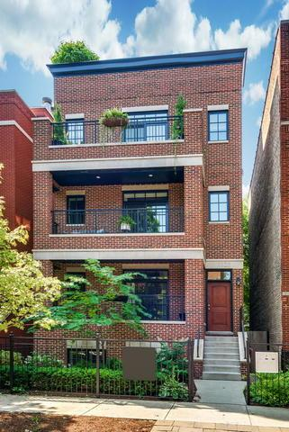 1125 W Altgeld Street #3, Chicago, IL 60614 (MLS #10112635) :: Leigh Marcus | @properties