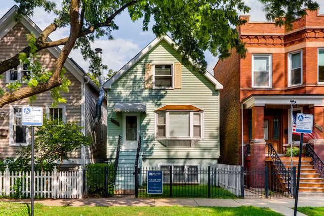 3309 N Seeley Avenue, Chicago, IL 60618 (MLS #10112683) :: Leigh Marcus | @properties