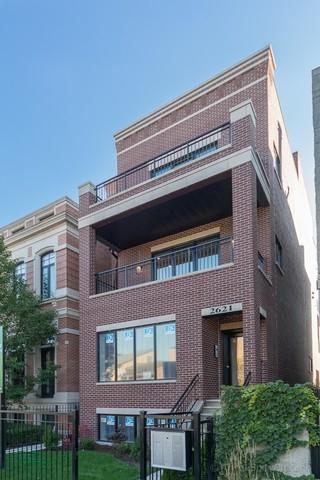 2621 N Lakewood Avenue #1, Chicago, IL 60614 (MLS #10112714) :: Leigh Marcus | @properties