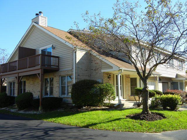 1917 Wisteria Court #2, Naperville, IL 60565 (MLS #10112715) :: Domain Realty