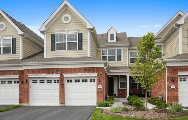 1261 Falcon Ridge Drive, Elgin, IL 60124 (MLS #10112728) :: The Wexler Group at Keller Williams Preferred Realty
