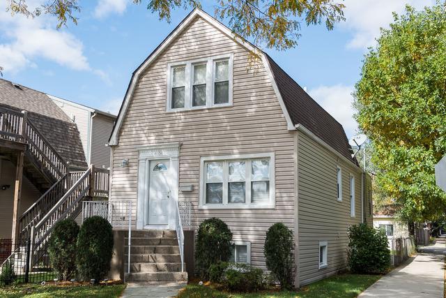 4604 W Waveland Avenue, Chicago, IL 60641 (MLS #10112755) :: The Dena Furlow Team - Keller Williams Realty