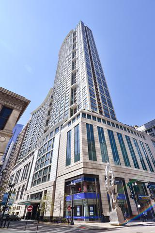 130 N Garland Court 4-50, Chicago, IL 60602 (MLS #10112757) :: The Mattz Mega Group