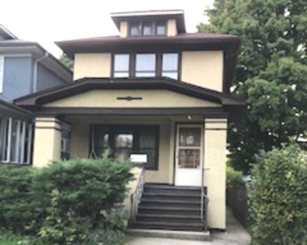 117 S Humphrey Avenue, Oak Park, IL 60302 (MLS #10112776) :: Domain Realty