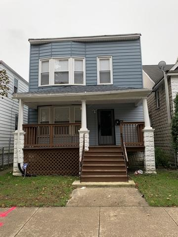 237 W 108TH Place, Chicago, IL 60628 (MLS #10112794) :: The Dena Furlow Team - Keller Williams Realty