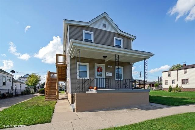 12842 Winchester Avenue, Blue Island, IL 60406 (MLS #10112813) :: The Dena Furlow Team - Keller Williams Realty