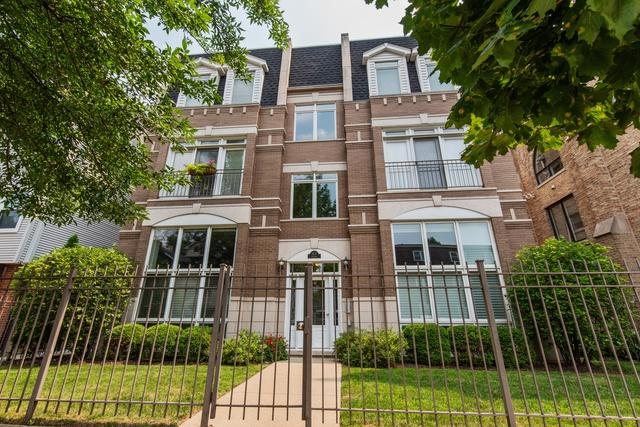 3111 N Seminary Avenue 3N, Chicago, IL 60657 (MLS #10113108) :: Leigh Marcus   @properties