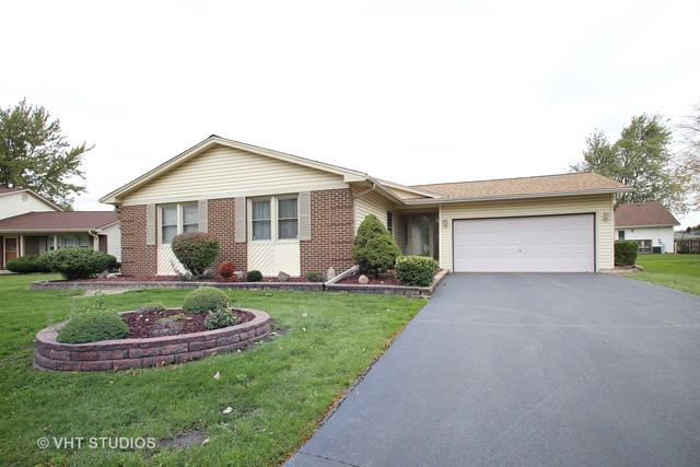 1664 Carolina Drive, Elk Grove Village, IL 60007 (MLS #10113222) :: The Dena Furlow Team - Keller Williams Realty