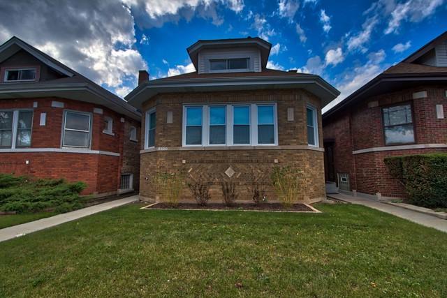 8530 S Dante Avenue, Chicago, IL 60619 (MLS #10113271) :: The Dena Furlow Team - Keller Williams Realty