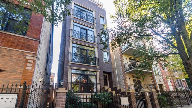 1523 W Thomas Street #4, Chicago, IL 60642 (MLS #10113304) :: The Dena Furlow Team - Keller Williams Realty