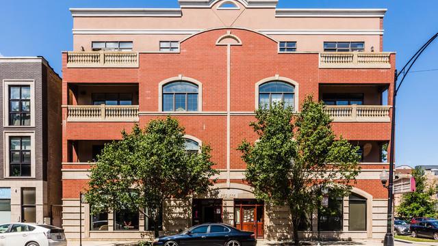852 N Damen Avenue #4, Chicago, IL 60622 (MLS #10113312) :: The Dena Furlow Team - Keller Williams Realty