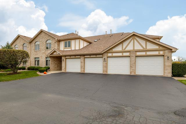 18433 Pine Cone Drive #4, Tinley Park, IL 60477 (MLS #10113332) :: The Wexler Group at Keller Williams Preferred Realty