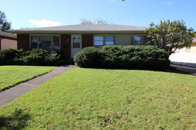 838 N Lincoln Street, Addison, IL 60101 (MLS #10113366) :: The Dena Furlow Team - Keller Williams Realty