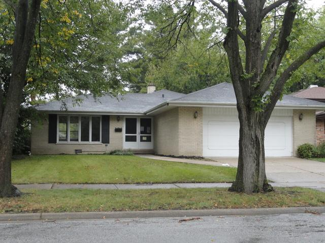 19044 Center Avenue, Homewood, IL 60430 (MLS #10113367) :: The Wexler Group at Keller Williams Preferred Realty