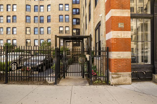 525 N Halsted Street #603, Chicago, IL 60642 (MLS #10113394) :: The Dena Furlow Team - Keller Williams Realty