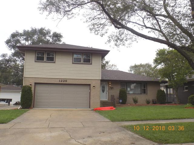 Chicago Heights, IL 60411 :: The Dena Furlow Team - Keller Williams Realty