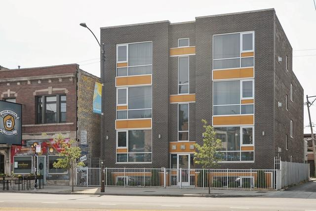 742 N Western Avenue 1N, Chicago, IL 60612 (MLS #10113459) :: Property Consultants Realty