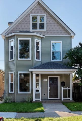 4644 N Harding Avenue, Chicago, IL 60625 (MLS #10113690) :: The Dena Furlow Team - Keller Williams Realty