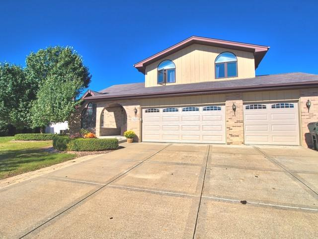 7828 Brookside Glen Drive, Tinley Park, IL 60487 (MLS #10113712) :: The Wexler Group at Keller Williams Preferred Realty