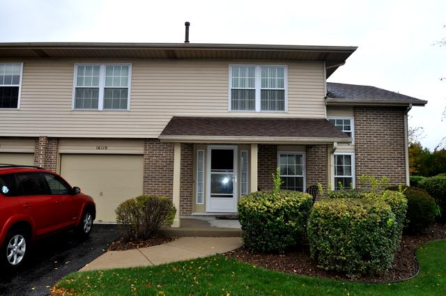 16110 Creekmont Court, Tinley Park, IL 60487 (MLS #10113775) :: The Wexler Group at Keller Williams Preferred Realty