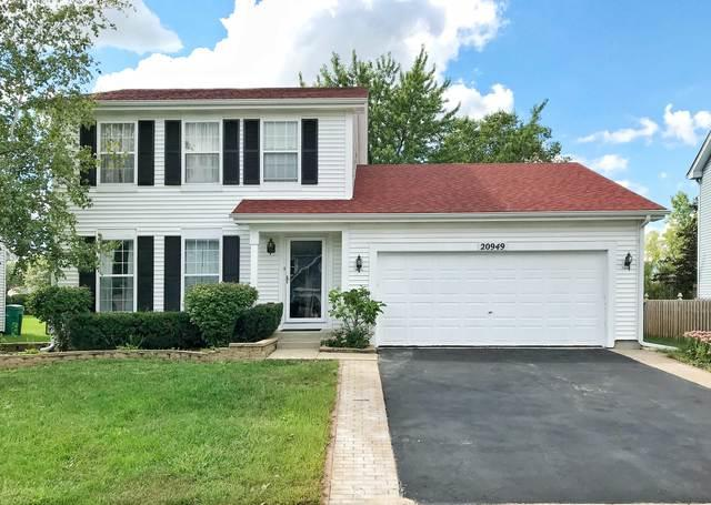 20949 Ardmore Circle, Plainfield, IL 60544 (MLS #10113899) :: The Wexler Group at Keller Williams Preferred Realty