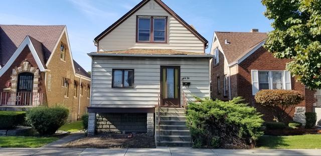 4638 S Komensky Avenue, Chicago, IL 60632 (MLS #10113944) :: The Dena Furlow Team - Keller Williams Realty