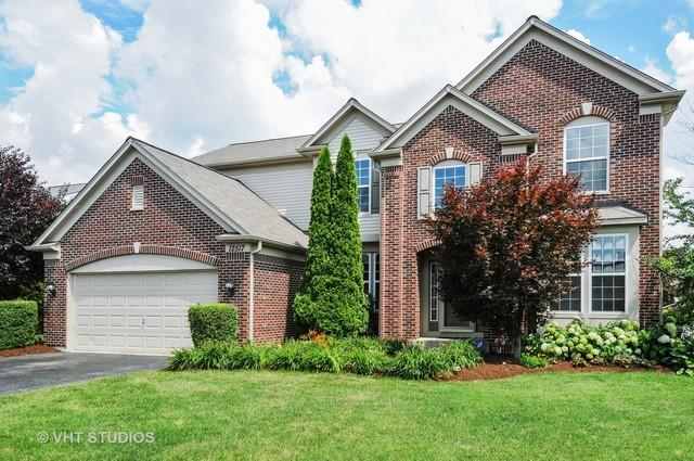 12517 Blue Iris Lane, Plainfield, IL 60585 (MLS #10113979) :: The Wexler Group at Keller Williams Preferred Realty