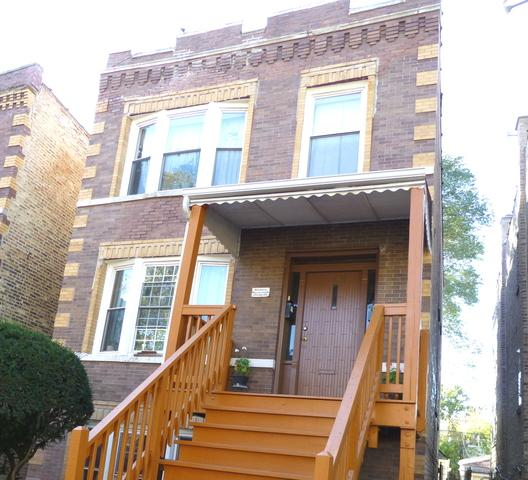 3138 N Ridgeway Avenue, Chicago, IL 60618 (MLS #10113986) :: The Dena Furlow Team - Keller Williams Realty