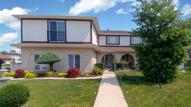 10040 E Tanglewood Court, Palos Park, IL 60464 (MLS #10114010) :: The Wexler Group at Keller Williams Preferred Realty