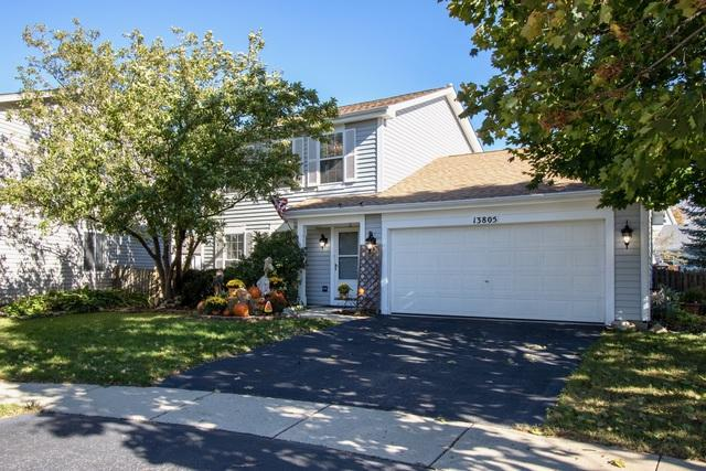13805 W Jonesport Court, Plainfield, IL 60544 (MLS #10114049) :: The Wexler Group at Keller Williams Preferred Realty