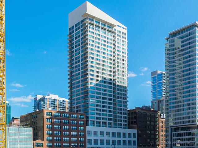 701 S Wells Street #2802, Chicago, IL 60607 (MLS #10114057) :: Touchstone Group