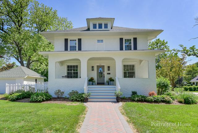 561 Hillside Avenue, Glen Ellyn, IL 60137 (MLS #10114188) :: The Wexler Group at Keller Williams Preferred Realty